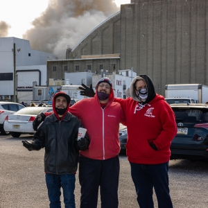 Gary, Buda, and Bridgestone Implosion Aftermath