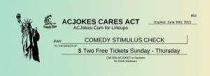 AC Jokes Cares Act